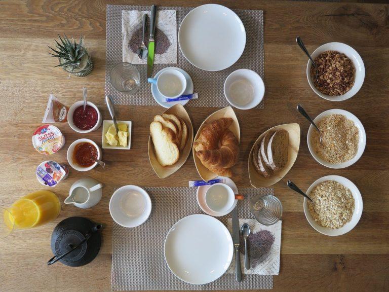 colazione acido pantotenico
